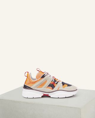 ISABEL MARANT SNEAKERS Woman KINDSAY SNEAKERS d
