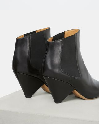ISABEL MARANT BOOTS Woman LASHBY BOOTS d