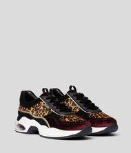 KARL LAGERFELD Ventura Lazare Leopard Runner 9_f