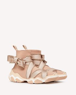 REDValentino Trainer Woman SQ0S0B89GQA 0NO f