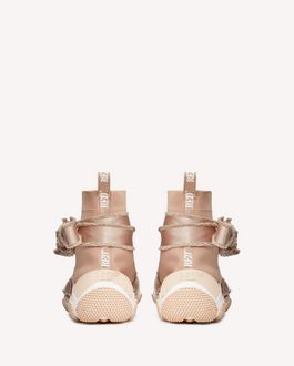 REDValentino SNEAKERS GLAM RUN ULTRA BALLET
