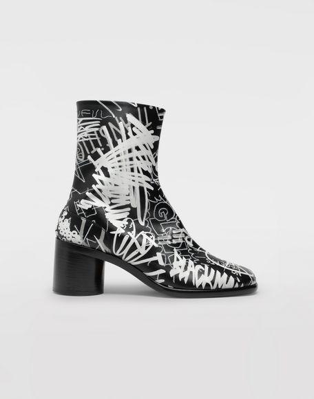 MAISON MARGIELA Graffiti Tabi boots Tabi boots & Ankle boots Man f