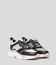 KARL LAGERFELD Aventur Lux Leather Runner 9_f
