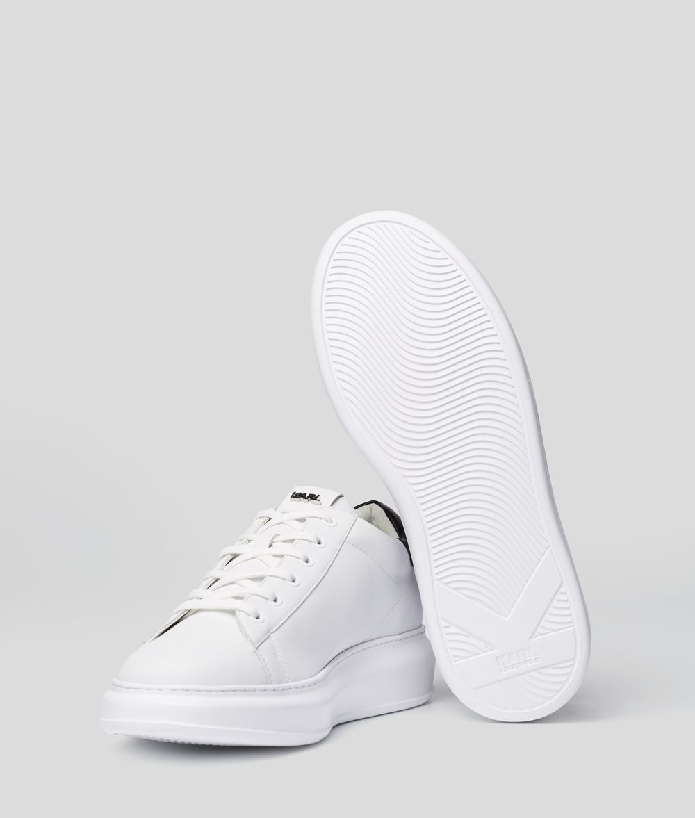 KARL LAGERFELD Kapri 3D Lace Sneaker Sneakers Man d
