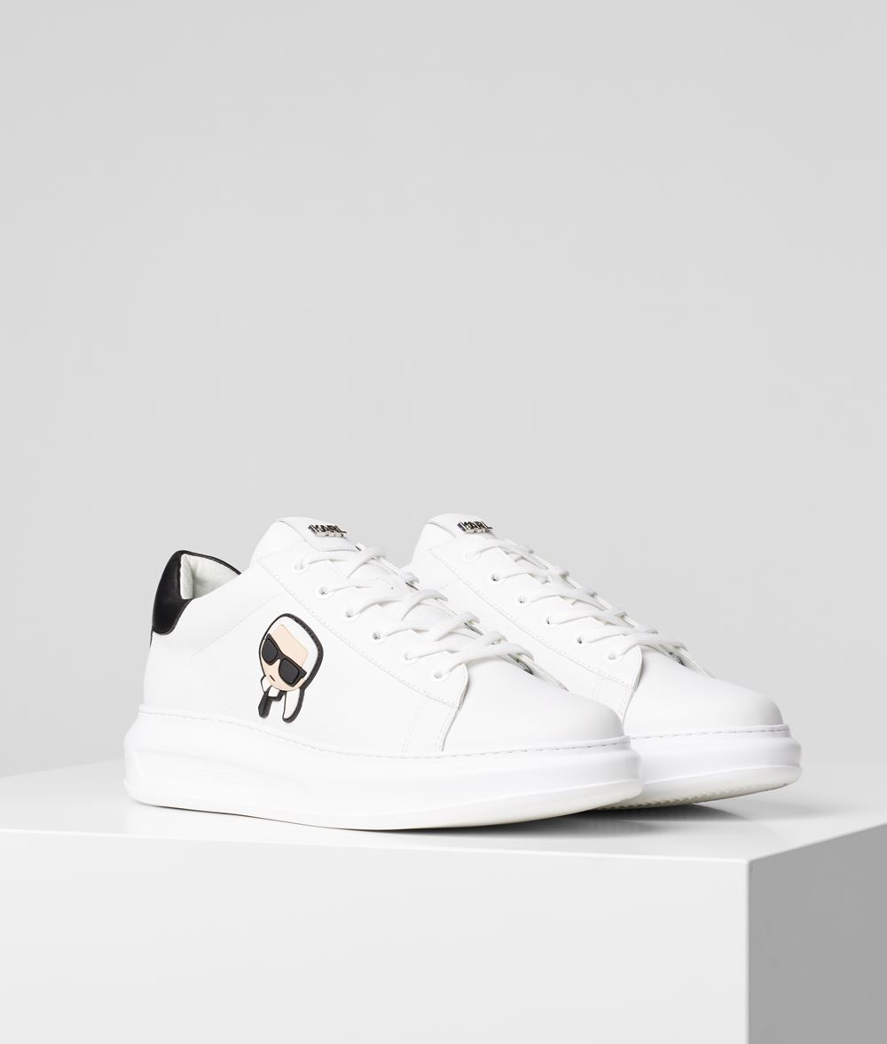 KARL LAGERFELD Kapri 3D Lace Sneaker Sneakers Man f