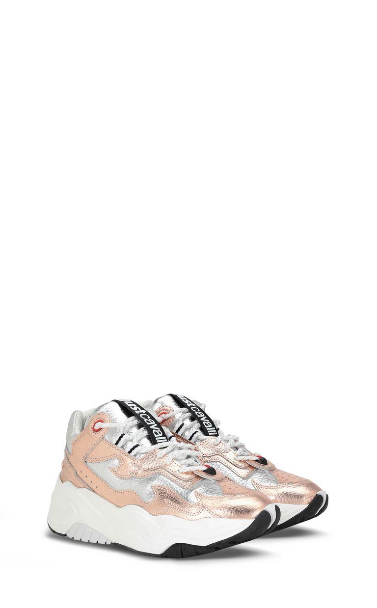 JUST CAVALLI P1thon sneakers Sneakers Woman r