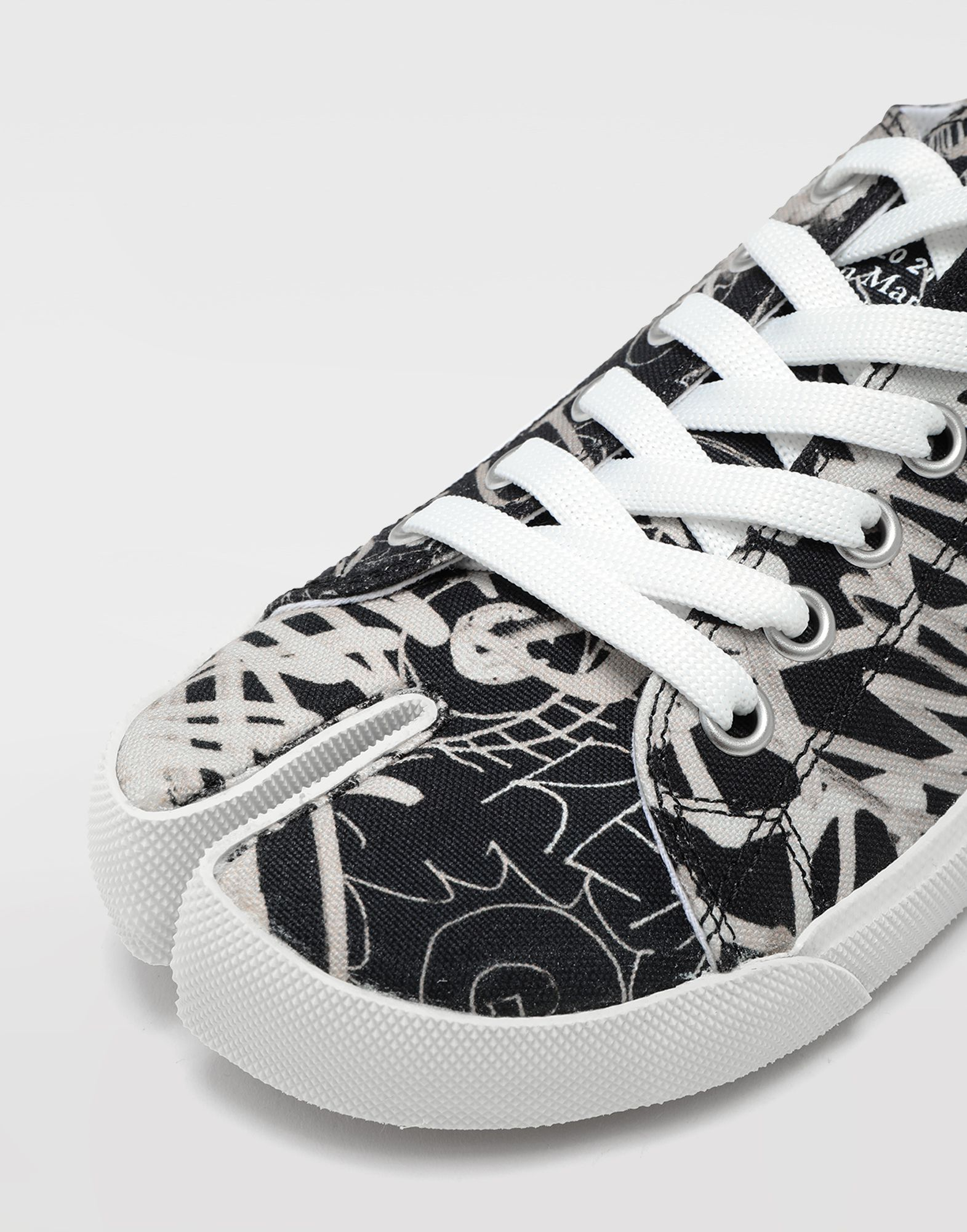 MAISON MARGIELA Graffiti Tabi sneakers Sneakers Tabi Woman a
