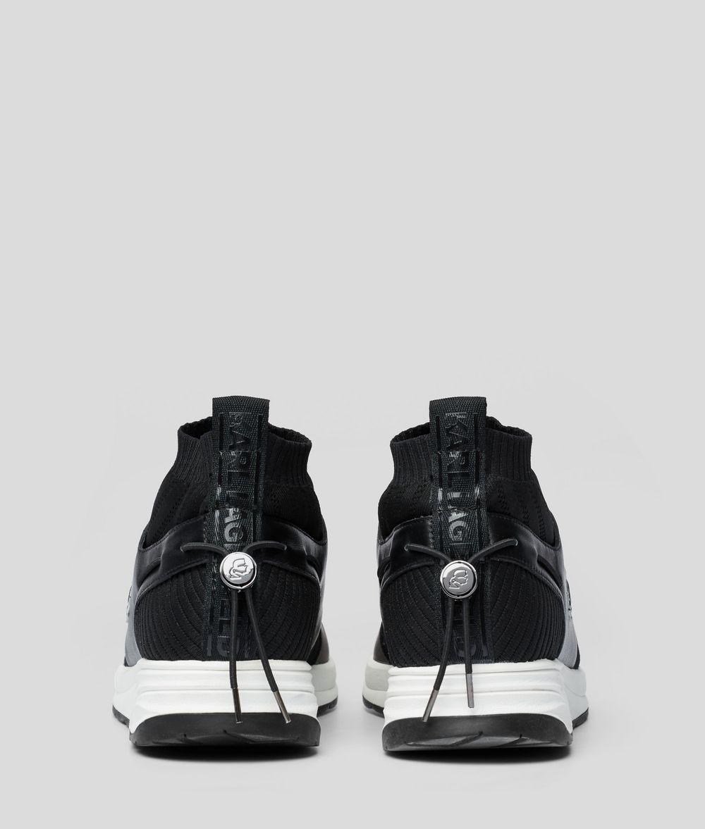 KARL LAGERFELD VEKTOR IKONIK MID KNIT SNEAKER Sneakers Man d