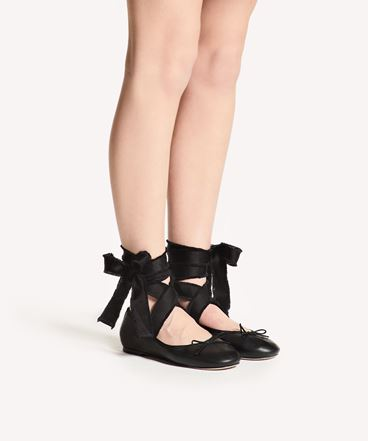 REDValentino SQ0S0C80UHL 0NO Courts and ballet flats Woman b