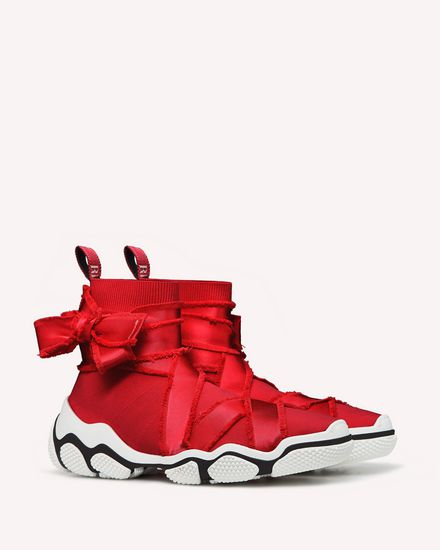 REDValentino Sneaker Woman SQ0S0B89YMN R86 f