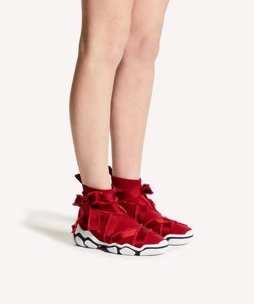 REDValentino SQ0S0B89YMN R86 Sneaker Woman b