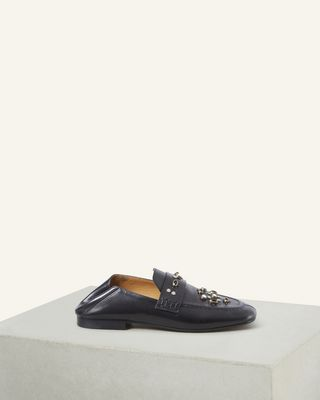 ISABEL MARANT FLATS Woman FAZIN LOAFERS d