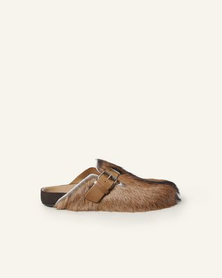 ISABEL MARANT FLATS Woman MIRVIN SANDALS d