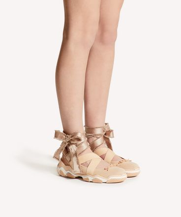 REDValentino SQ0S0B99VGZ 377 Sneaker Woman b