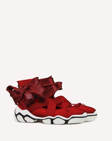 REDValentino SQ0S0B99ZWZ R86 Sneaker Woman f