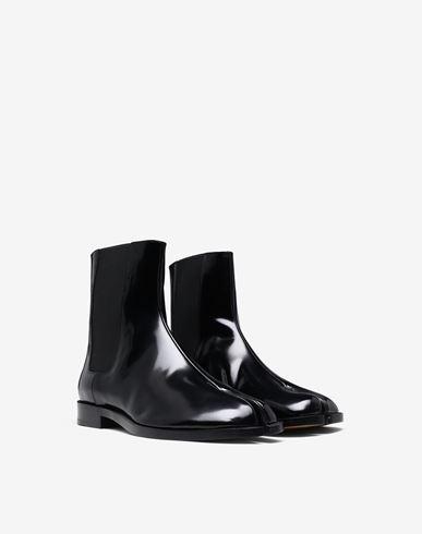SHOES Tabi riding boots Black