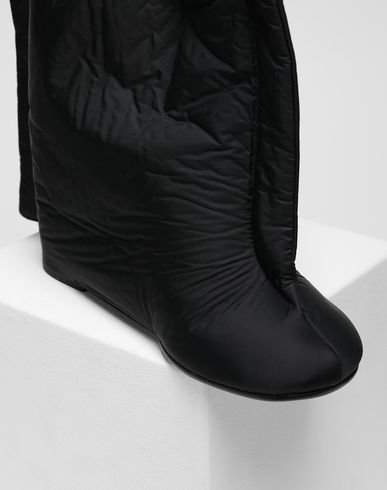 SHOES Pillow ankle boots Black