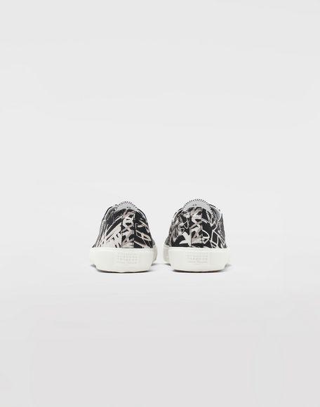 MAISON MARGIELA Graffiti Tabi sneakers Sneakers Man e