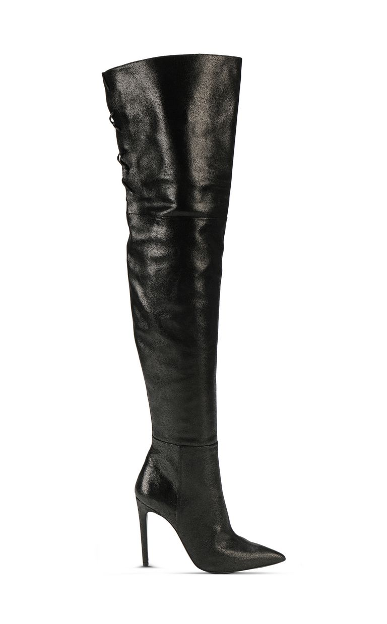 JUST CAVALLI Boots with ties Boots Woman f