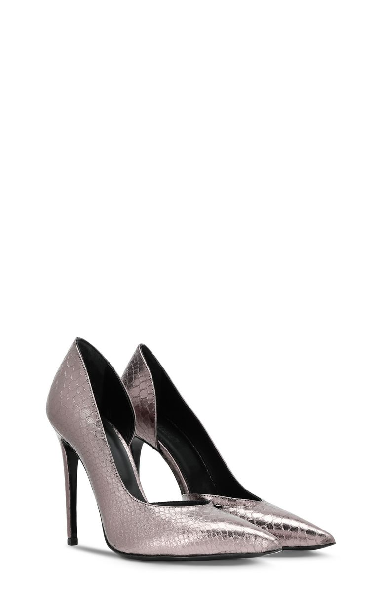 JUST CAVALLI Animal-patterned court shoe Pump Woman r