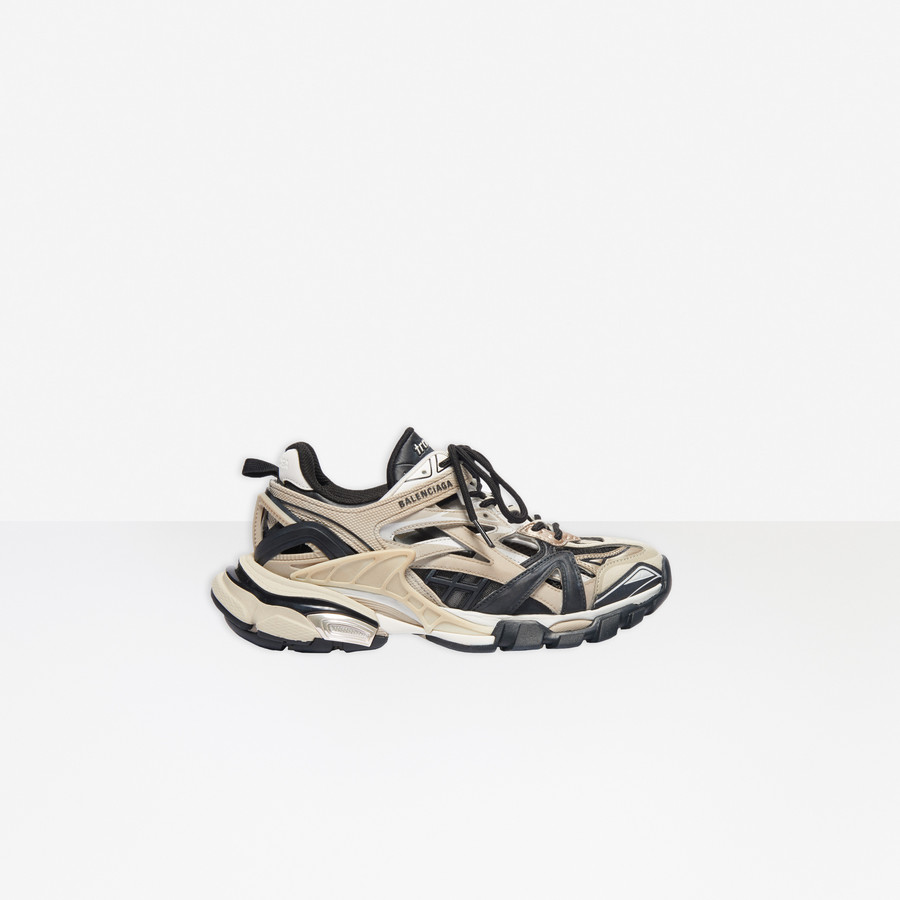 Track.2 Sneaker BEIGE TAUPE for Women
