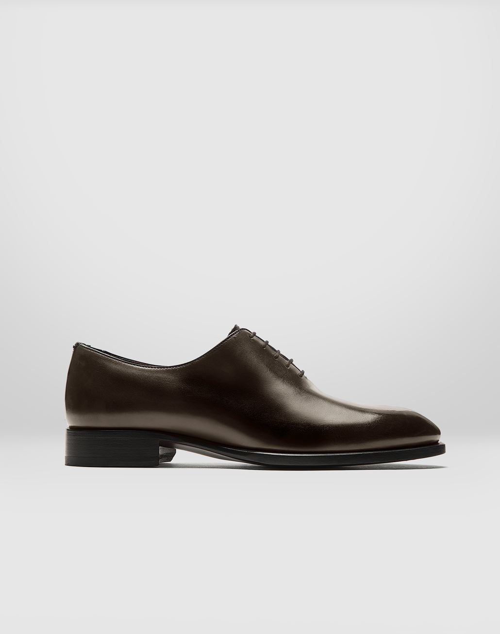 BRIONI Brown Oxford Shoes Formal shoes Man f
