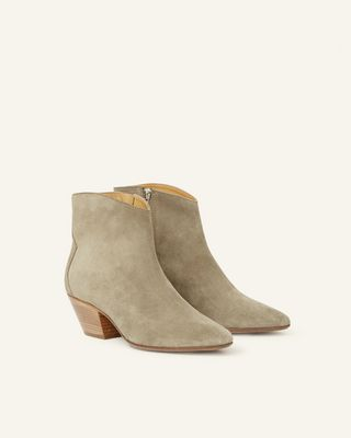 ISABEL MARANT BOTTES Femme BOTTINES DACKEN d
