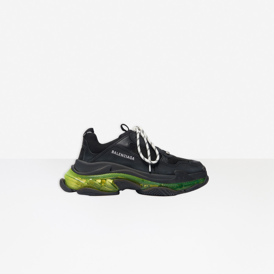 BALENCiAGA TRiPLE S LEGO MADE iN iTALY VERSiON
