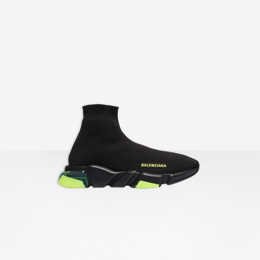 Speed Clear Sole Sneaker for Men