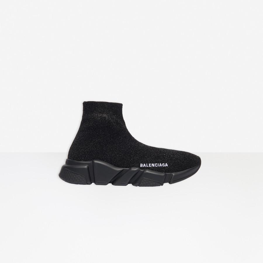 Speed Sneaker Black for Women | Balenciaga