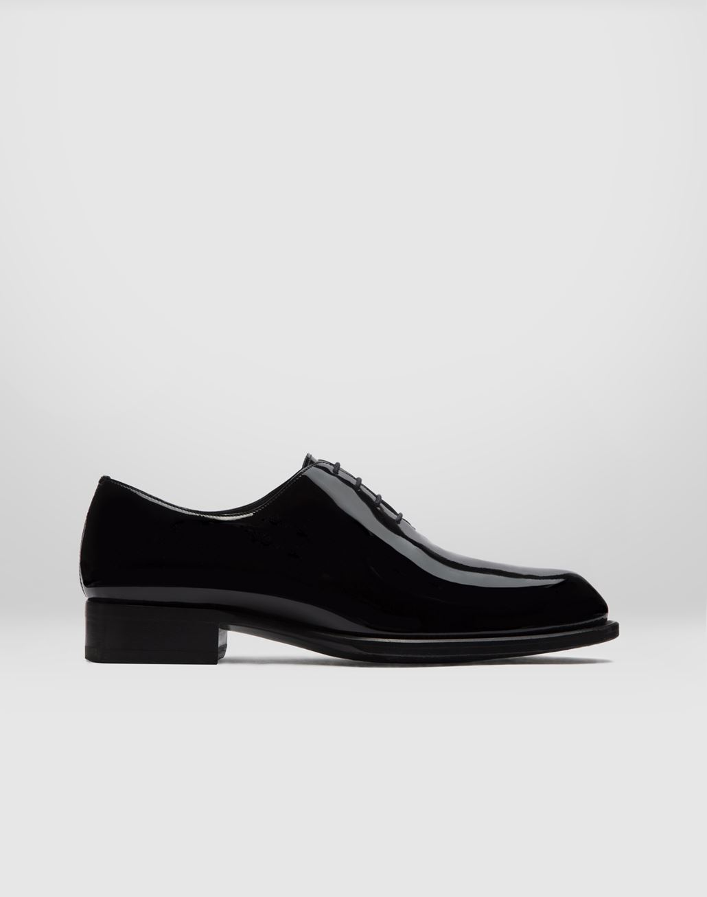 BRIONI Black Evening Shoes Formal shoes Man f
