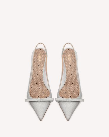 REDValentino TQ2S0C04CXA D00 Courts and ballet flats Woman d