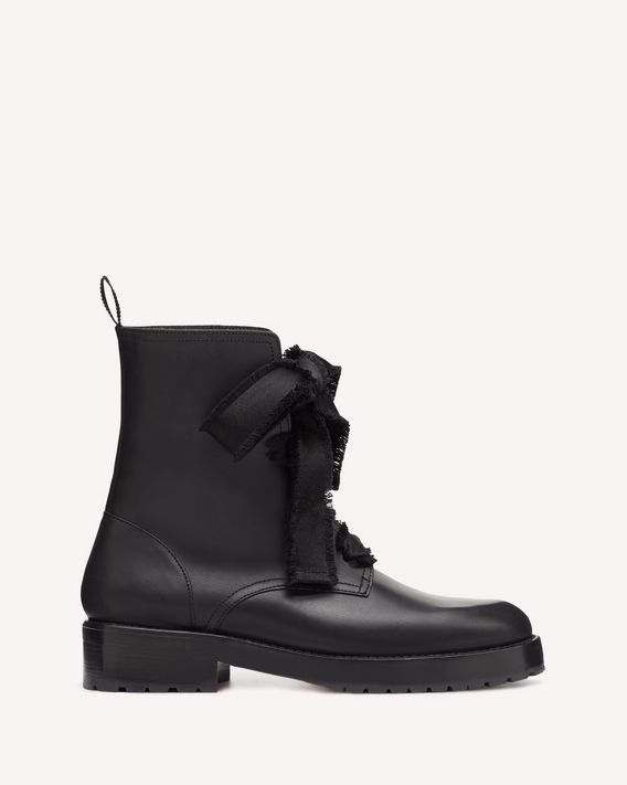 REDValentino COMBALLET COMBAT BOOT