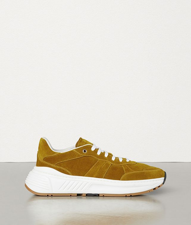 BOTTEGA VENETA SNEAKERS IN SPEEDSTER SUEDE Trainers Man fp
