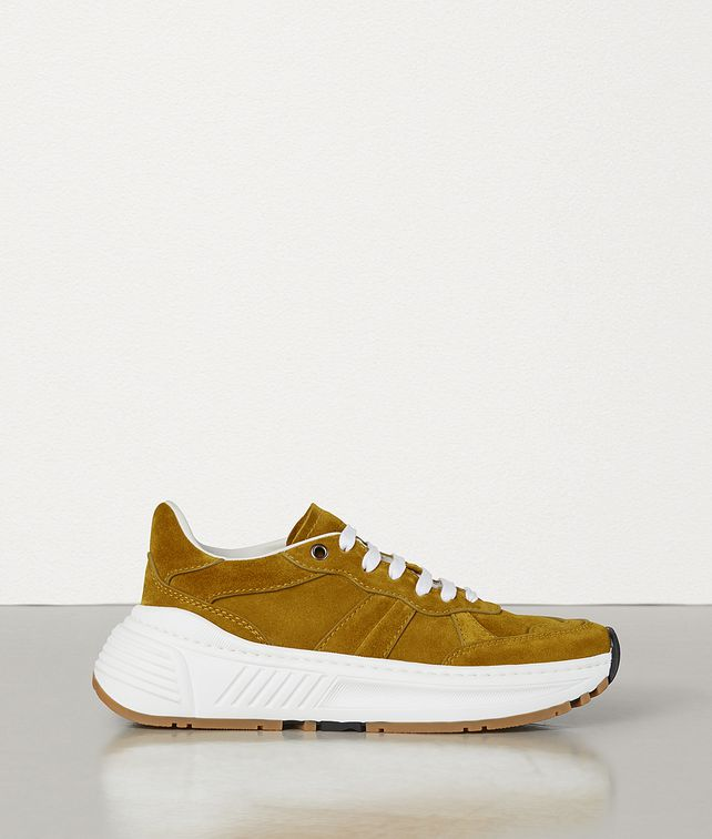 BOTTEGA VENETA SNEAKERS IN VELOUR SATIN Trainers Woman fp