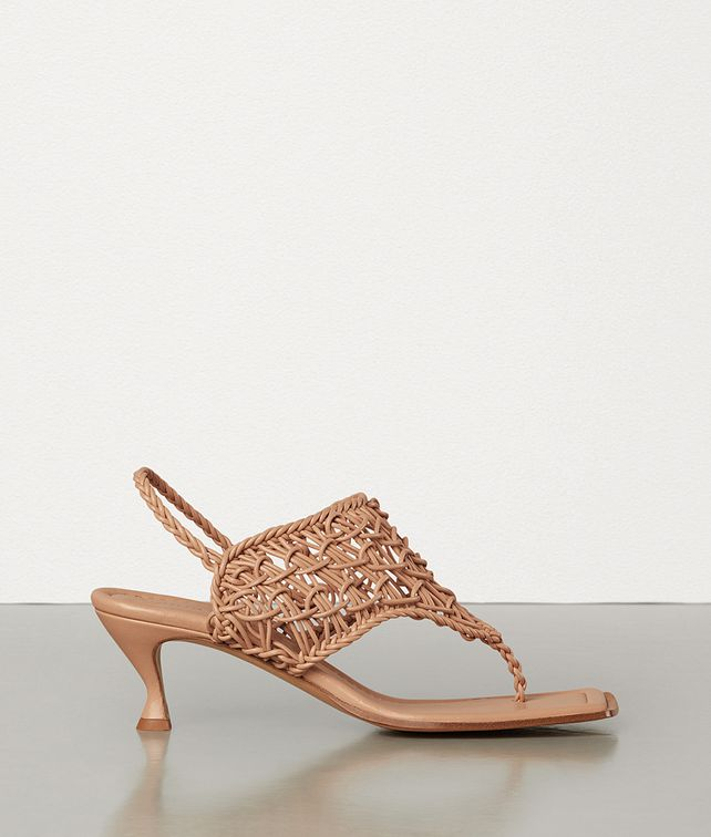 BOTTEGA VENETA SANDALS IN NAPPA Sandals Woman fp