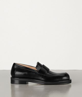 LOAFERS IN POLISHED CALF