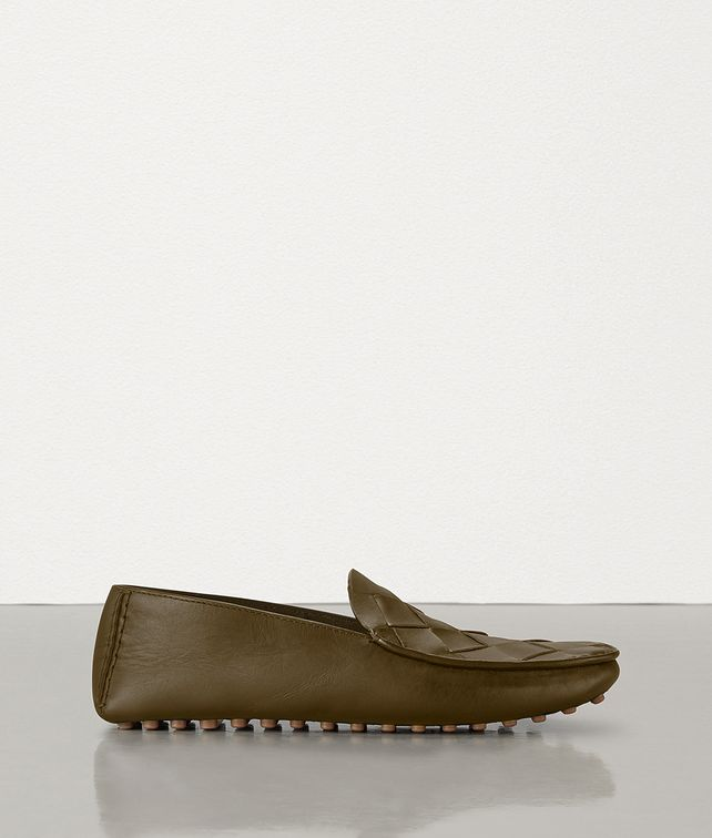 BOTTEGA VENETA SLIPPERS IN INTRECCIATO CALF Slippers and Loafers Man fp