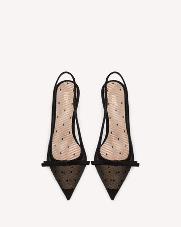 REDValentino TQ2S0C04VQI 0NO Courts and ballet flats Woman d