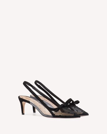 REDValentino TQ2S0C04VQI 0NO Courts and ballet flats Woman f
