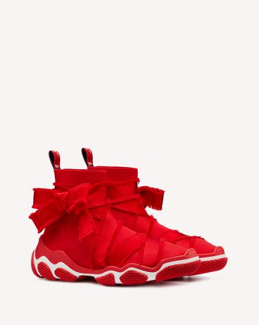 REDValentino GLAM RUN SPECIAL EDITION ULTRA RED SNEAKER
