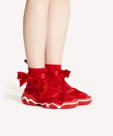REDValentino TQ2S0B89GQA CC7 Sneaker Woman b