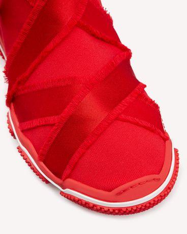 REDValentino TQ2S0B89GQA CC7 Sneaker Woman e