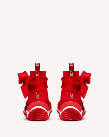 REDValentino TQ2S0B89GQA CC7 Sneaker Woman r