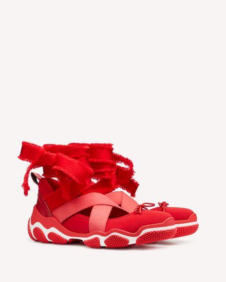 REDValentino Sneaker Woman TQ2S0B99VGZ CC7 f