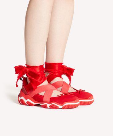 REDValentino TQ2S0B99VGZ CC7 Sneaker Woman b