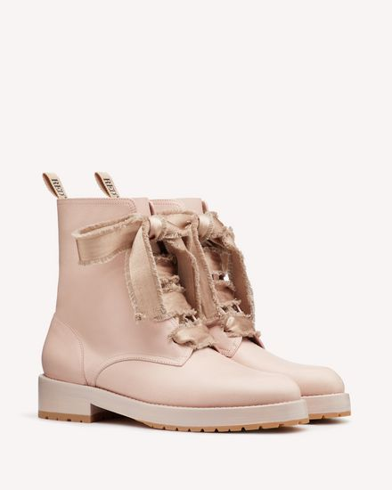 REDValentino Boots and ankle boots Woman TQ2S0D52MTF N17 f