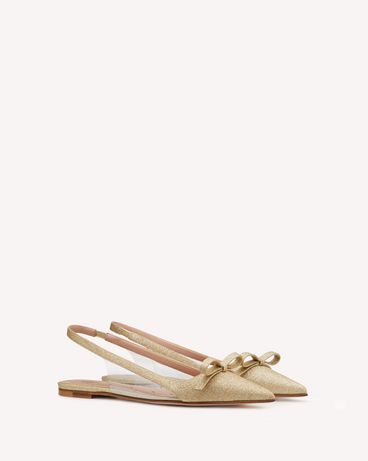 REDValentino TQ2S0C35CXA L01 Courts and ballet flats Woman f