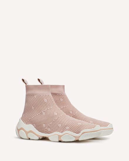 REDValentino Sneaker Donna TQ2S0C14UJL 11N f