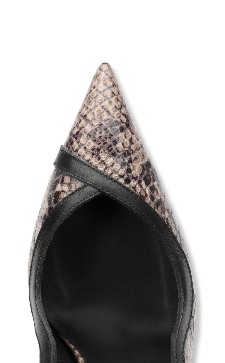 JUST CAVALLI Python-patterned court shoe Pump Woman e